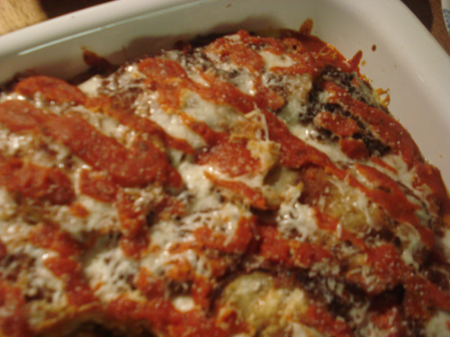 Eggplant Parmesan For People Who Hate Eggplant